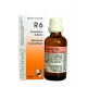 Dr. RECKEWEG R6 Cold & Flu 50 ml (1.7 oz)
