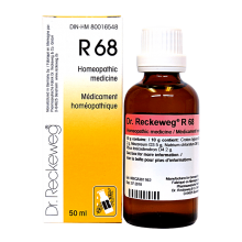 DR. RECKEWEG R68 DROPS 22 ml