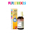 DR. RECKEWEG R37 CONSTIPATION DROPS JUNIOR 22 ml