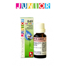 DR. RECKEWEG R49 SINUSITIS DROPS JUNIOR 22 ml