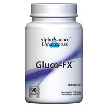 Alpha Science Gluco-FX 90 vcaps