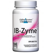 Alpha Science IB-Zyme 180 vcaps