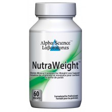 Alpha Science NutraWeight