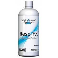 Alpha Science Resp-FX 500ml