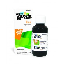 Kidz Cough Homeopathic Medicine 120 ml