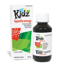 Kidz Appetite-Energy, Syrup for children 120 ml