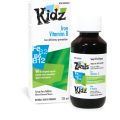 Kidz Iron Vitamins B 125 ml