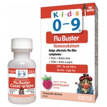 Kids 0-9 Homeocoksinum (Flu Buster)  25 ml