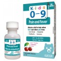 Kids 0-9 Pain & Fever Oral Solution 25 ml