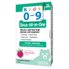 Kids 0-9 Sinus-All-in-One 25 ml