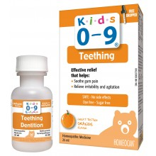 Kids 0-9 Teething Oral Solution 25 ml