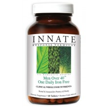INNATE Men Over 40 One Daily Iron Free, 60 tablets