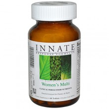 INNATE Women's Multi with Iron, 60 tablets
