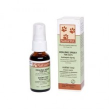NaturPet Healing Spray (for Cats) 30 ml (1.01 oz)