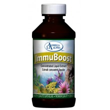 Omega Alpha ImmuBoost 120ml
